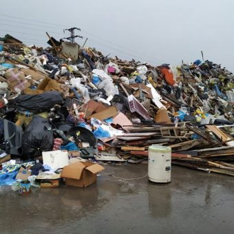 A VISIT TO OUR LOCAL WASTE DISPOSAL AND RECYCLING CENTRE